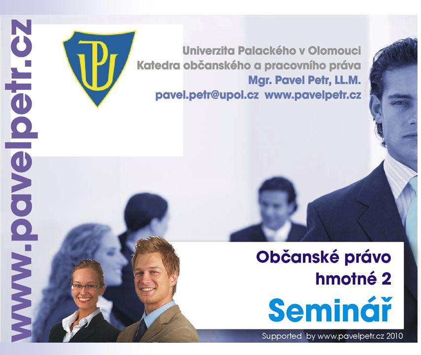 Prevence; výklad smlouvy www.pavelpetr.cz IV.