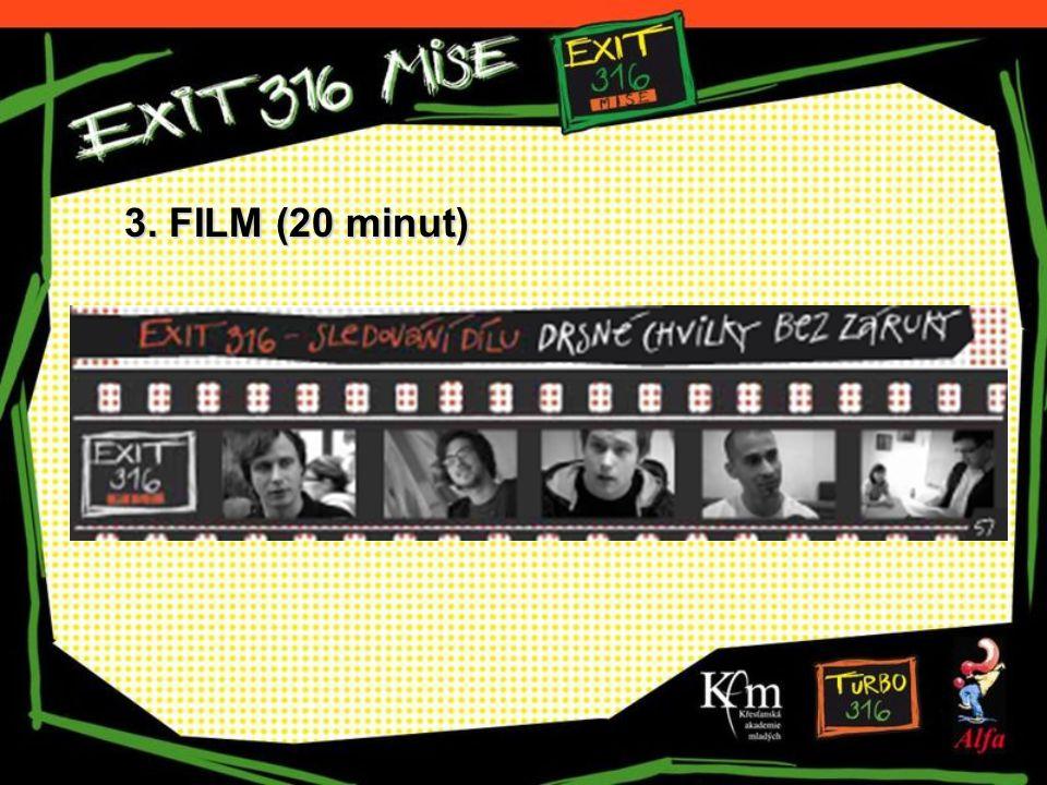 3. FILM (20 minut)