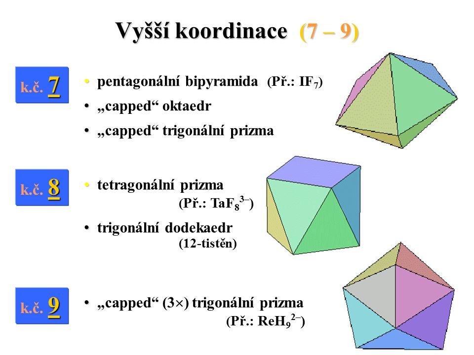 Vyšší koordinace (7 – 9) 7 k.č.