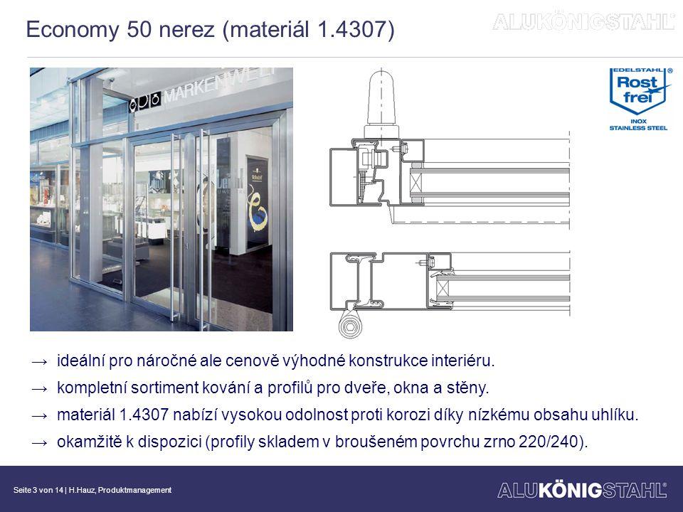 Seite 4 von 14   H.Hauz, Produktmanagement Janisol 4 EI90 → zkoušeno dle DIN : 2-křídlé dveře, pevná stěna (zkouška 1-křídlých v přípravě).
