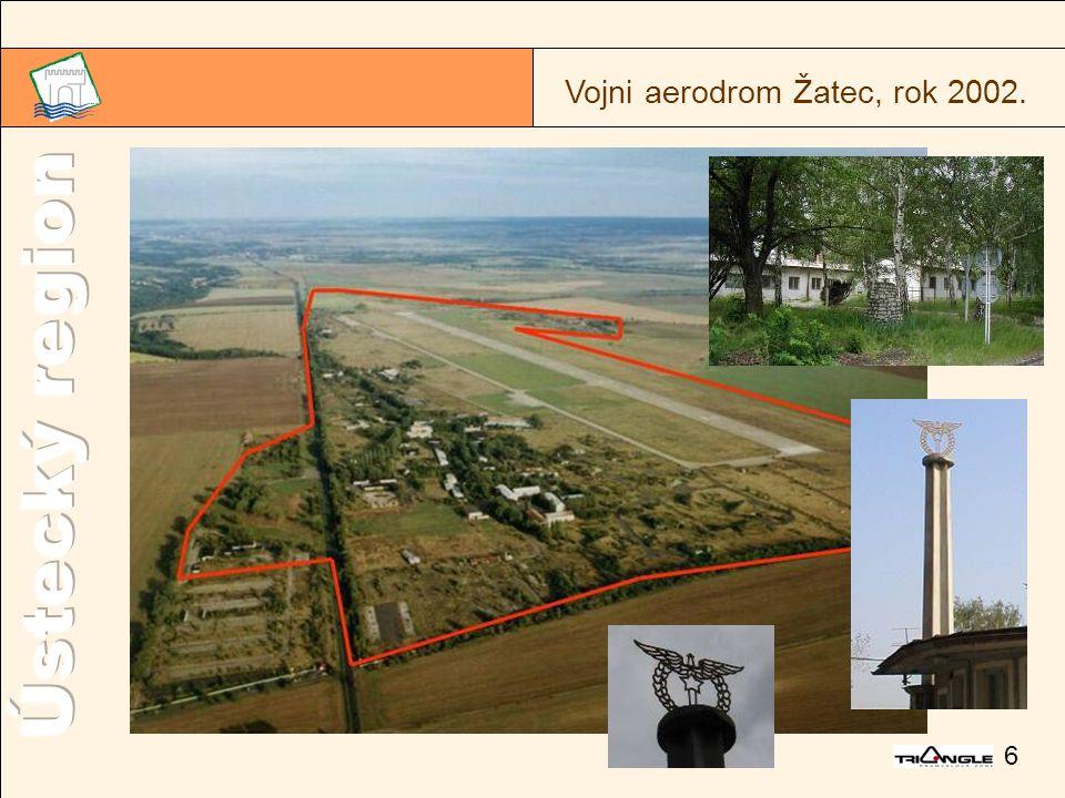 6 Vojni aerodrom Žatec, rok 2002.