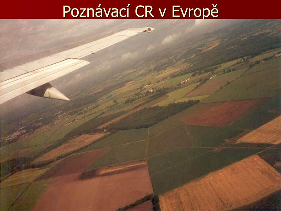 Poznávací CR v Evropě
