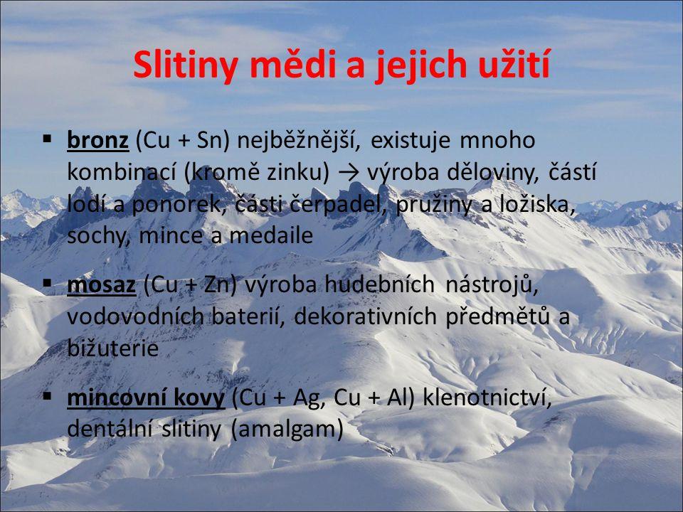 Zdroje  BANÝR, J.– BENEŠ, P. a kolektiv. Chemie pro střední školy.