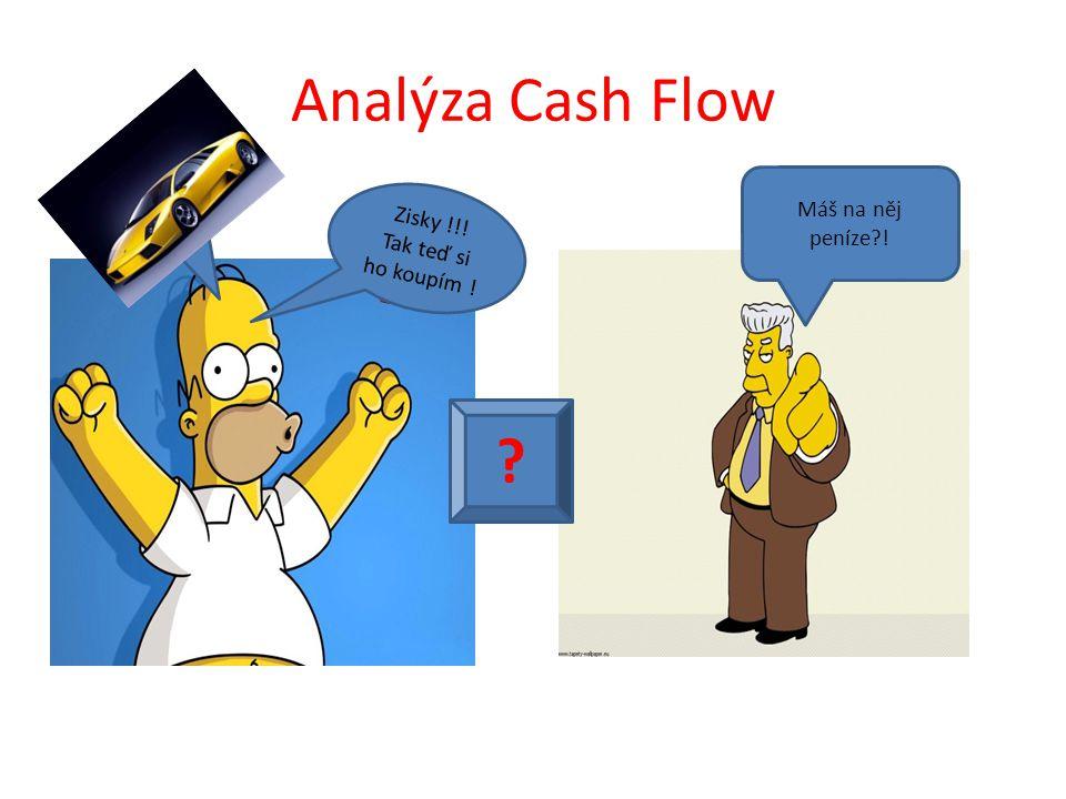 Analýza Cash Flow Zisky !!! Tak teď si ho koupím ! Máš na něj peníze?! ?