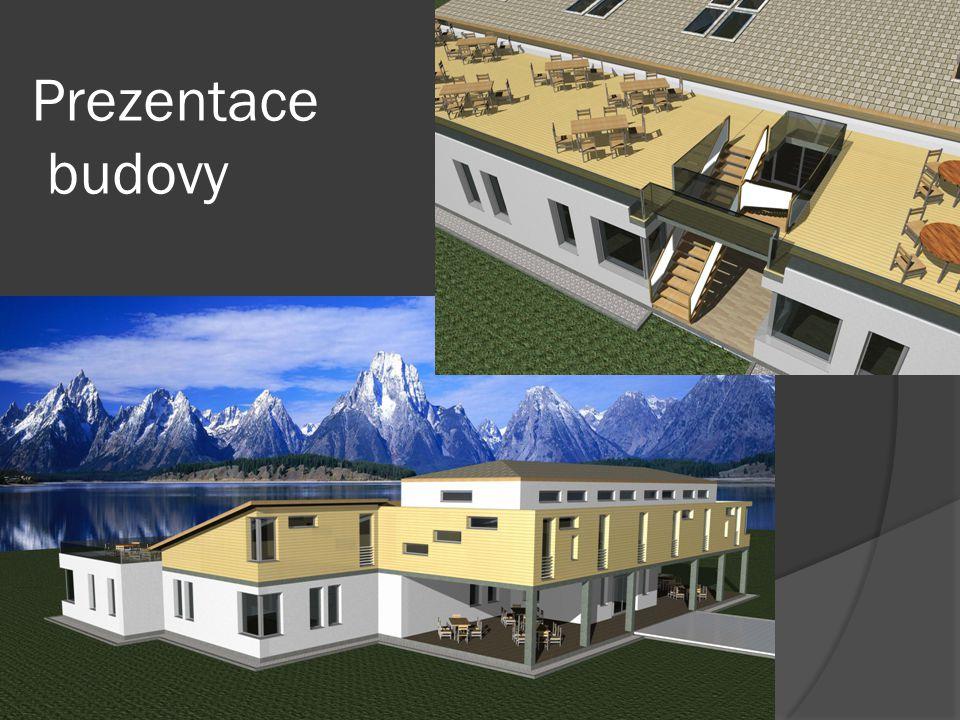 Prezentace budovy