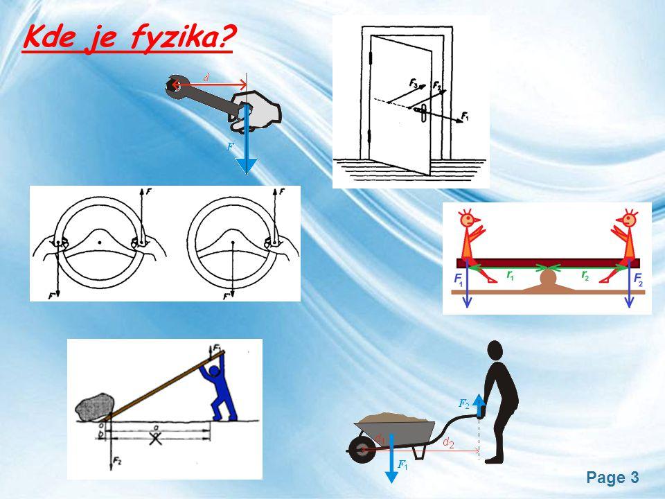 Page 3 Kde je fyzika?