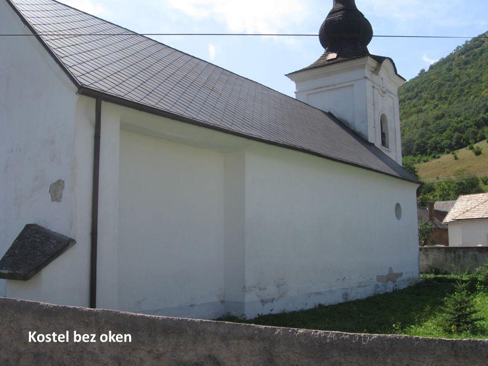 Kostel bez oken