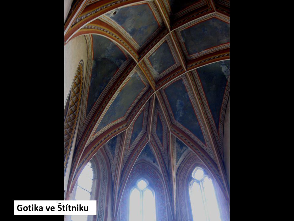 Gotika ve Štítniku
