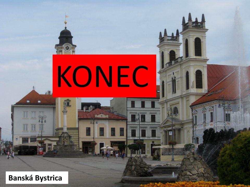 Banská Bystrica KONEC