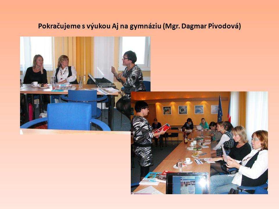 Ukázková hodina zaměřená na práci se slovní zásobou (Mgr. Zuzana Topičová)