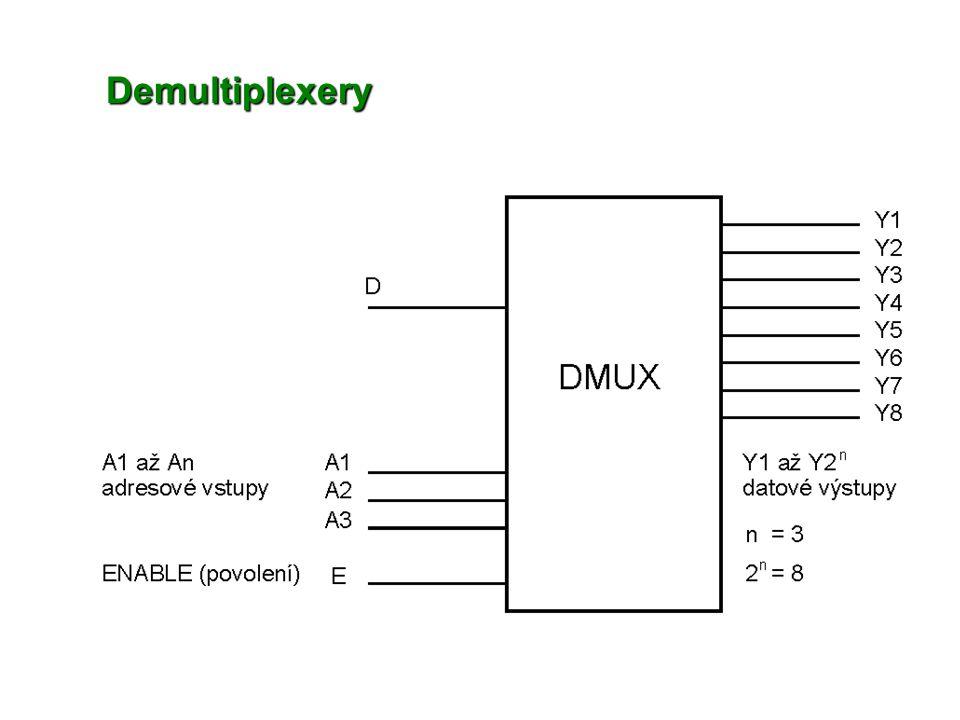 Demultiplexery