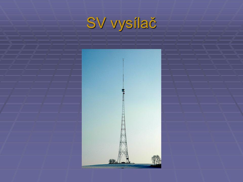 SV vysílač