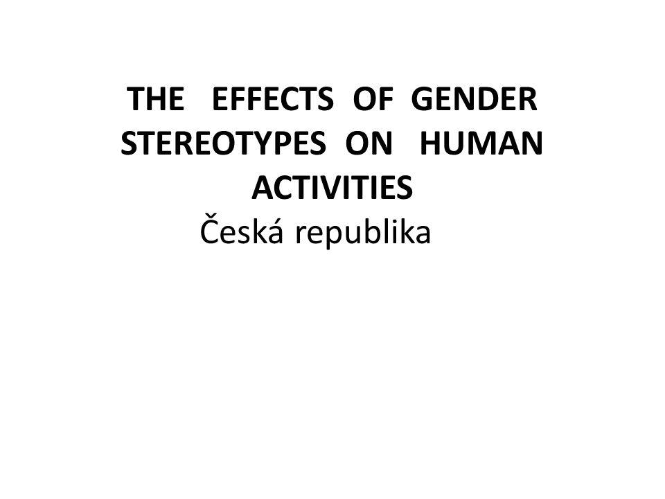 Respondenti Dotázáno 113 2/3 žen, 1/3 mužů Většina pocházela z Prahy Výběr byl nahodilý Většina měla středoškolské či vysokoškolské vzdělání
