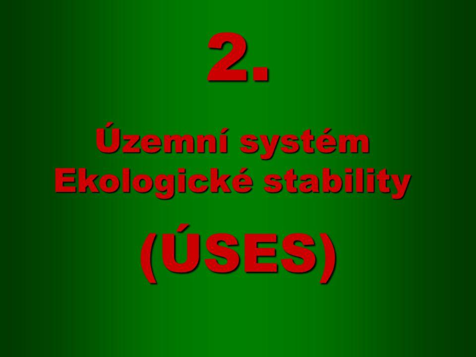 (ÚSES) Územní systém Ekologické stability 2.