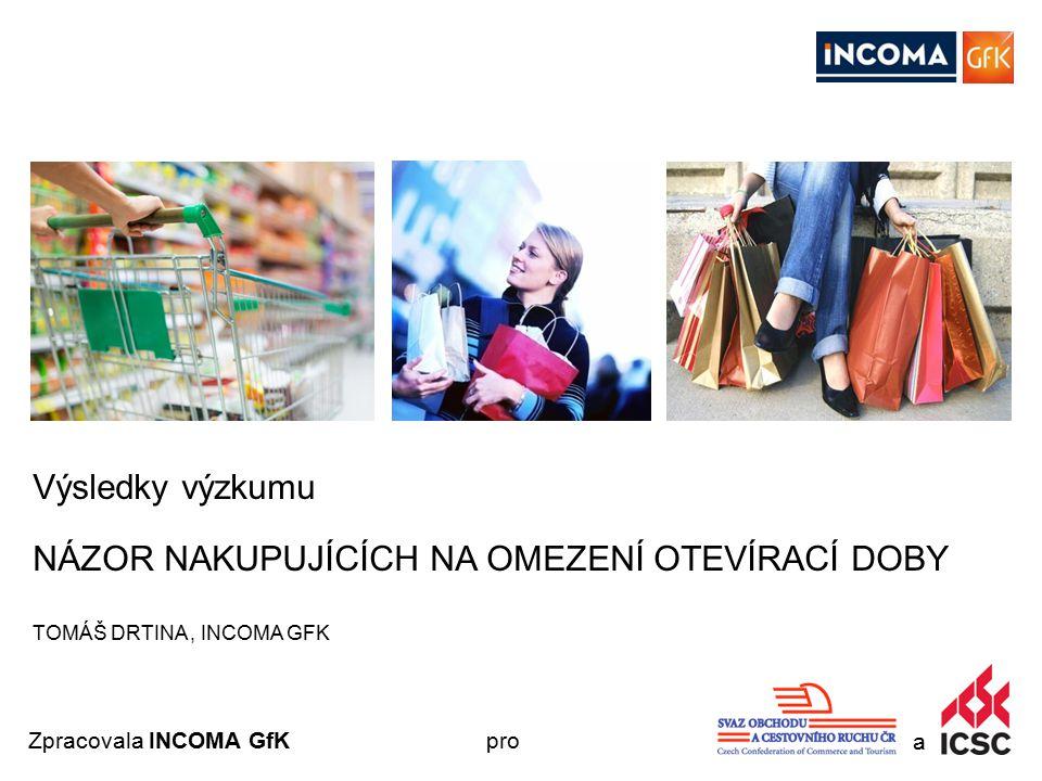 55 Vývoj spokojenosti s nákupními podmínkami v Česku 19972011 prodejní doba5768 šíře sortimentu4052 cenová úroveň zboží1534 čerstvost a kvalita zboží3851 čistota v prodejně3950 SPOKOJENOST ČESKÝCH DOMÁCNOSTÍ S HLAVNÍM NÁKUPNÍM MÍSTEM POTRAVIN (% velmi spokojených s daným faktorem) 199119972011 prodejní doba939693 šíře sortimentu689188 cenová úroveň zboží246684 čerstvost a kvalita zboží709092 čistota v prodejně8990 SPOKOJENOST ČESKÝCH DOMÁCNOSTÍ S HLAVNÍM NÁKUPNÍM MÍSTEM POTRAVIN (% velmi + spíše spokojených s daným faktorem) Díky rozvoji obchodních ploch a nástupu moderních forem prodeje v posledních dvou dekádách se spokojenost českých zákazníků s nabídkou maloobchodu výrazně zvýšila.