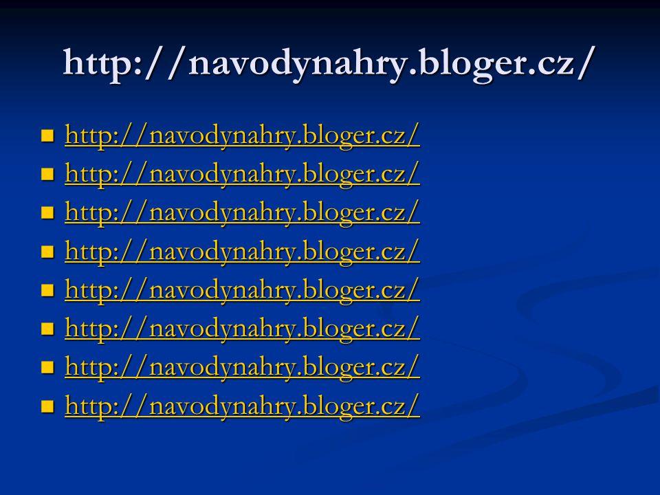 http://navodynahry.bloger.cz/ http://navodynahry.bloger.cz/ http://navodynahry.bloger.cz/ http://navodynahry.bloger.cz/ http://navodynahry.bloger.cz/