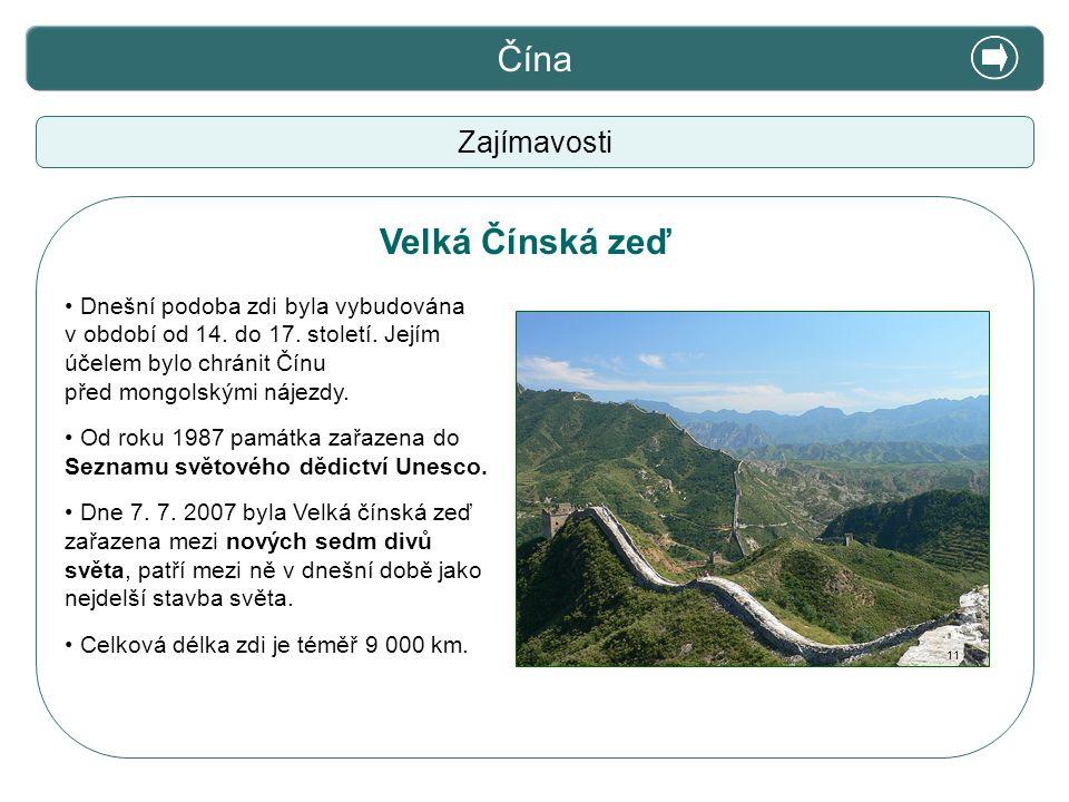 X.Zajímavosti Čína Zajímavosti Čína významně modernizuje železniční tratě.
