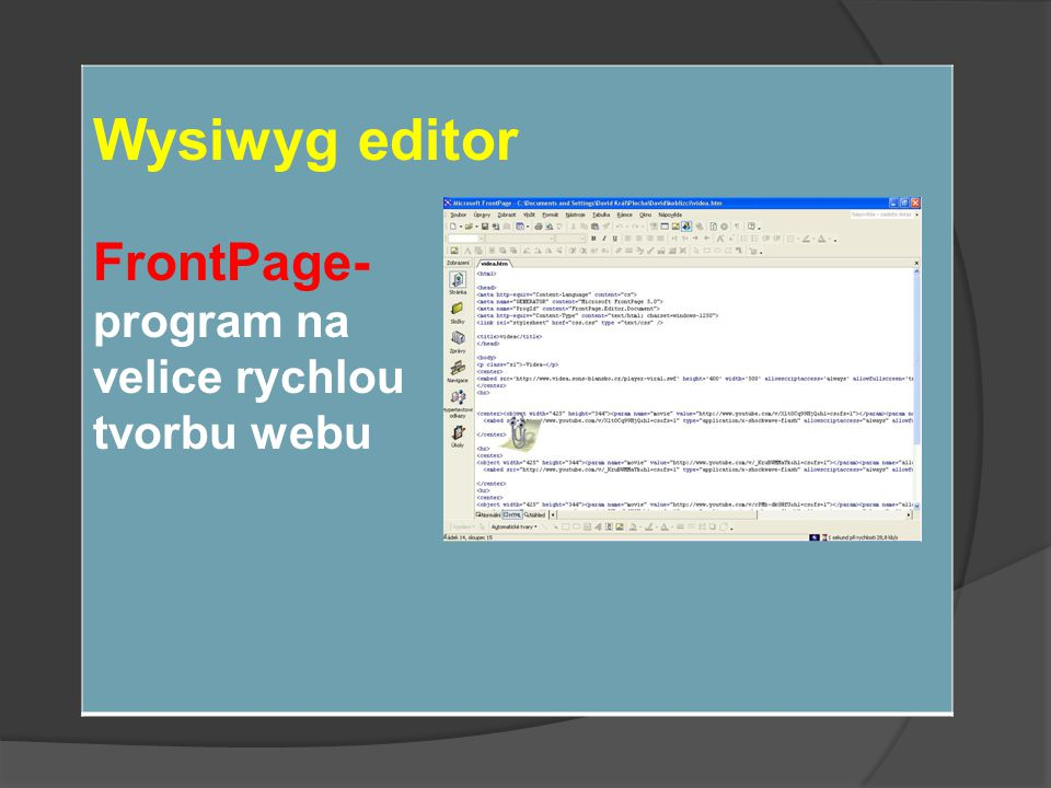 I like working on PC so choose this project.I spoke about HTML tags.
