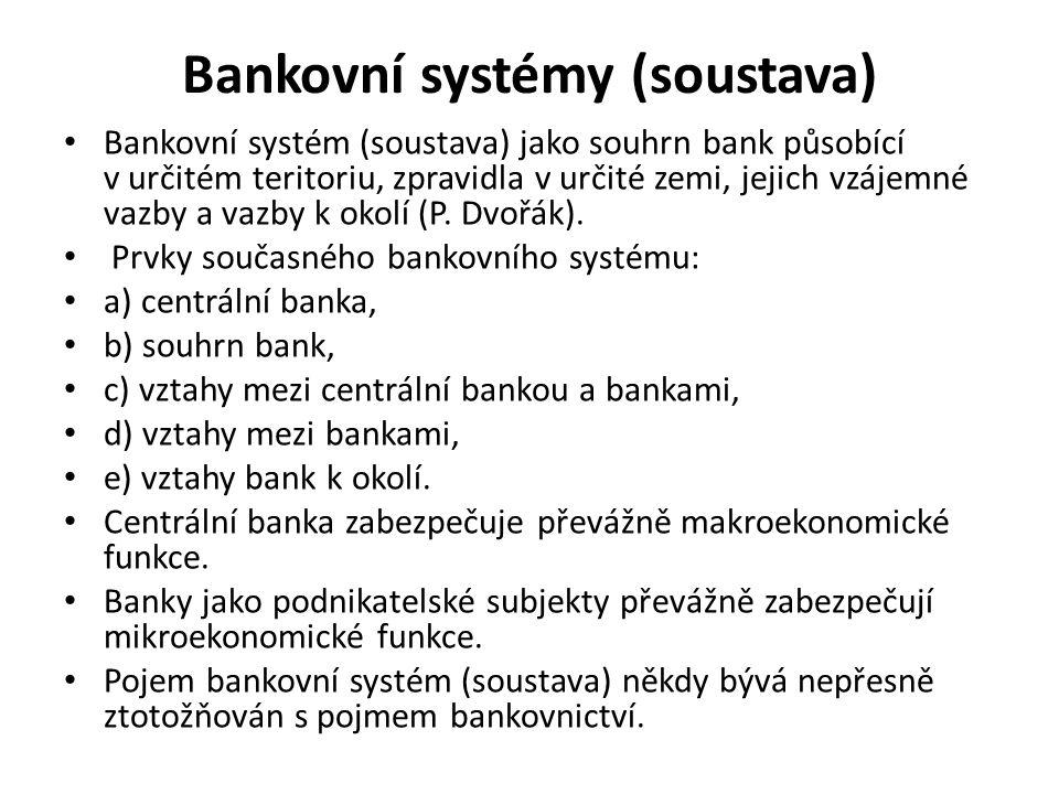Specializované banky Českomoravská záruční a rozvojová banka a.s., vznikla v roce 1992 složením kapitálu pěti obchodních bank a státu.