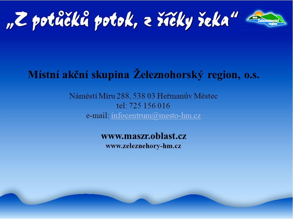 Místní akční skupina Železnohorský region, o.s.