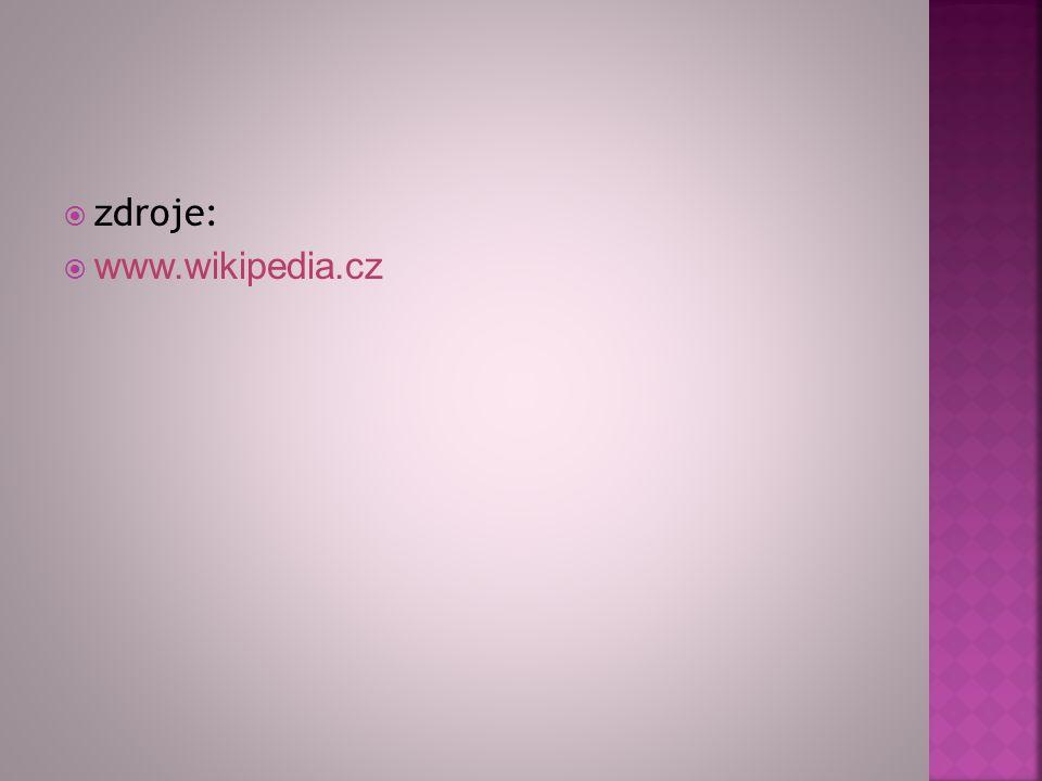  z droje:  www.wikipedia.cz