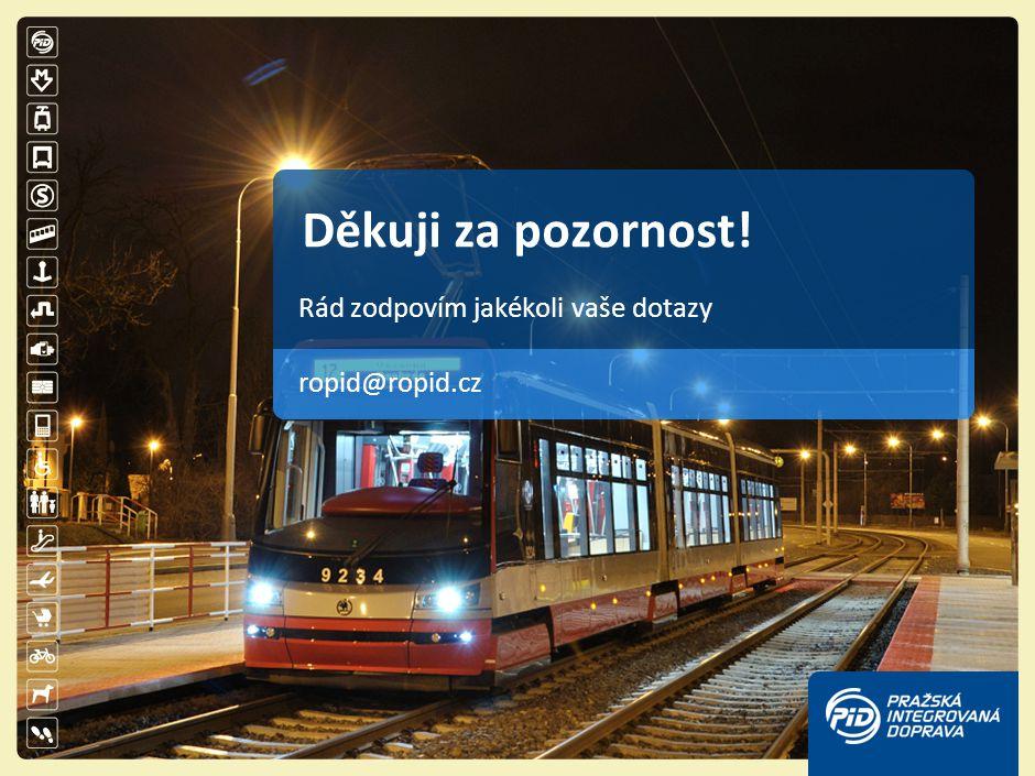 Děkuji za pozornost! Rád zodpovím jakékoli vaše dotazy ropid@ropid.cz