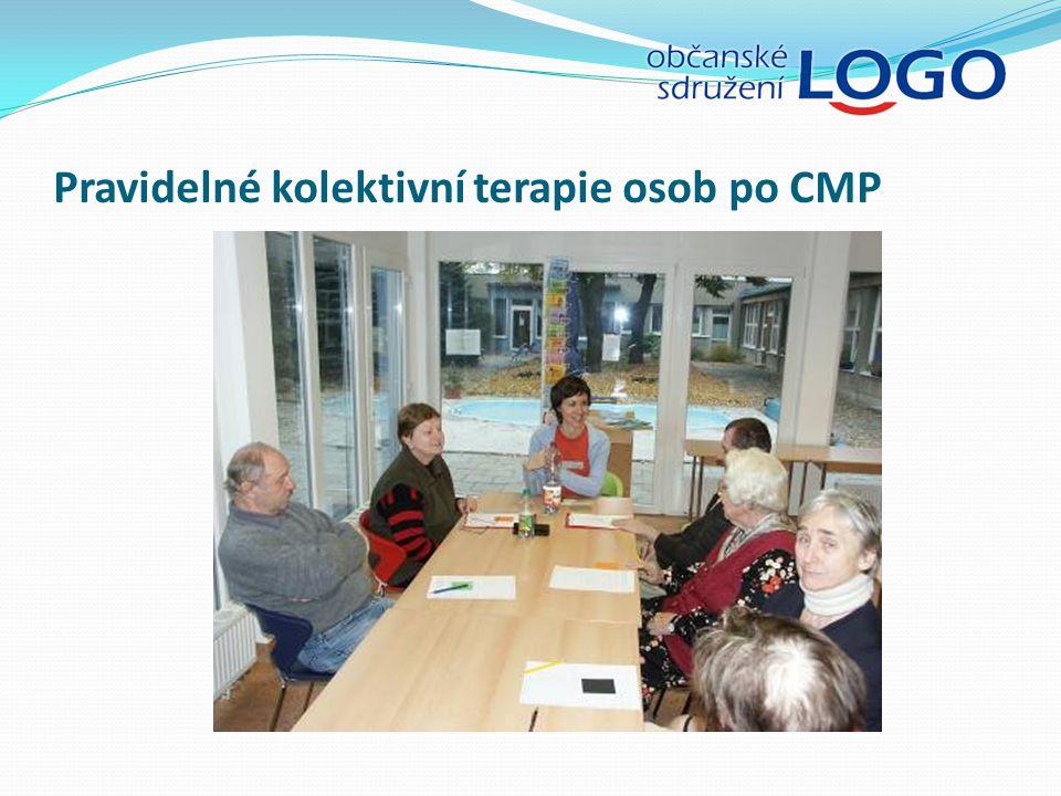 Pravidelné kolektivní terapie osob po CMP