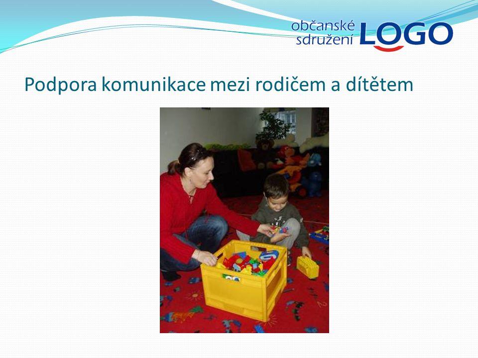 Podpora komunikace mezi rodičem a dítětem