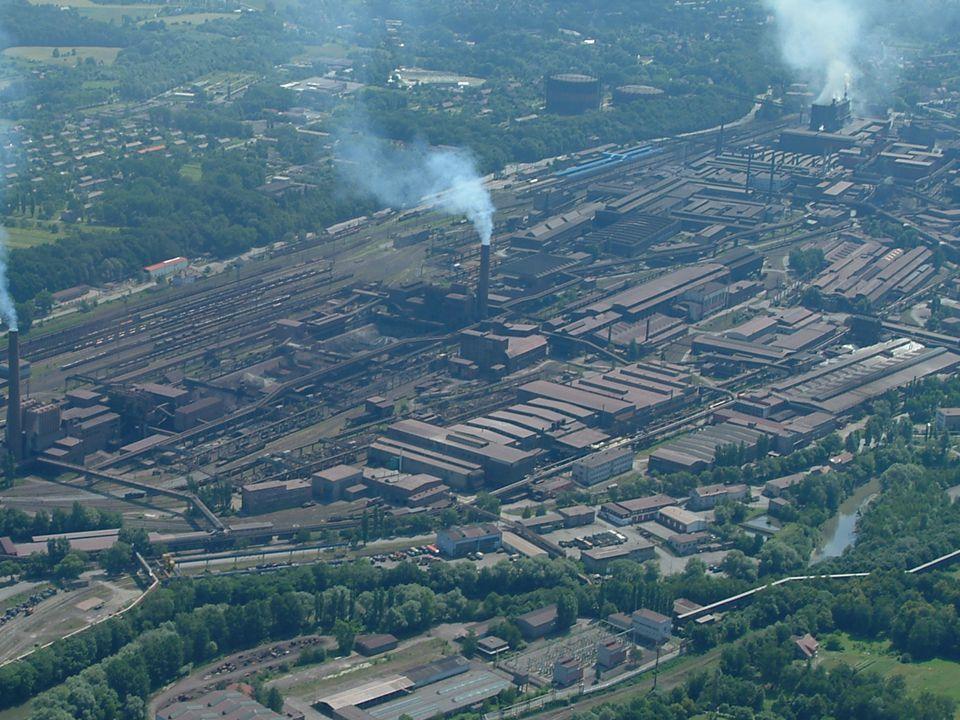 25  Třinecké železárny a. s. Prosperující společnost na dosah ruky