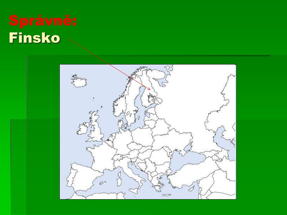 Finsko Správně: Finsko