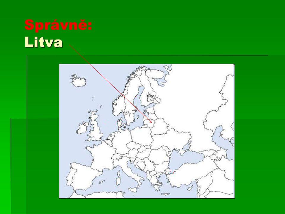 Litva Správně: Litva