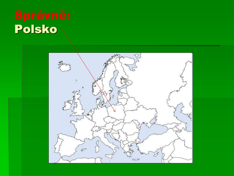 Polsko Správně: Polsko
