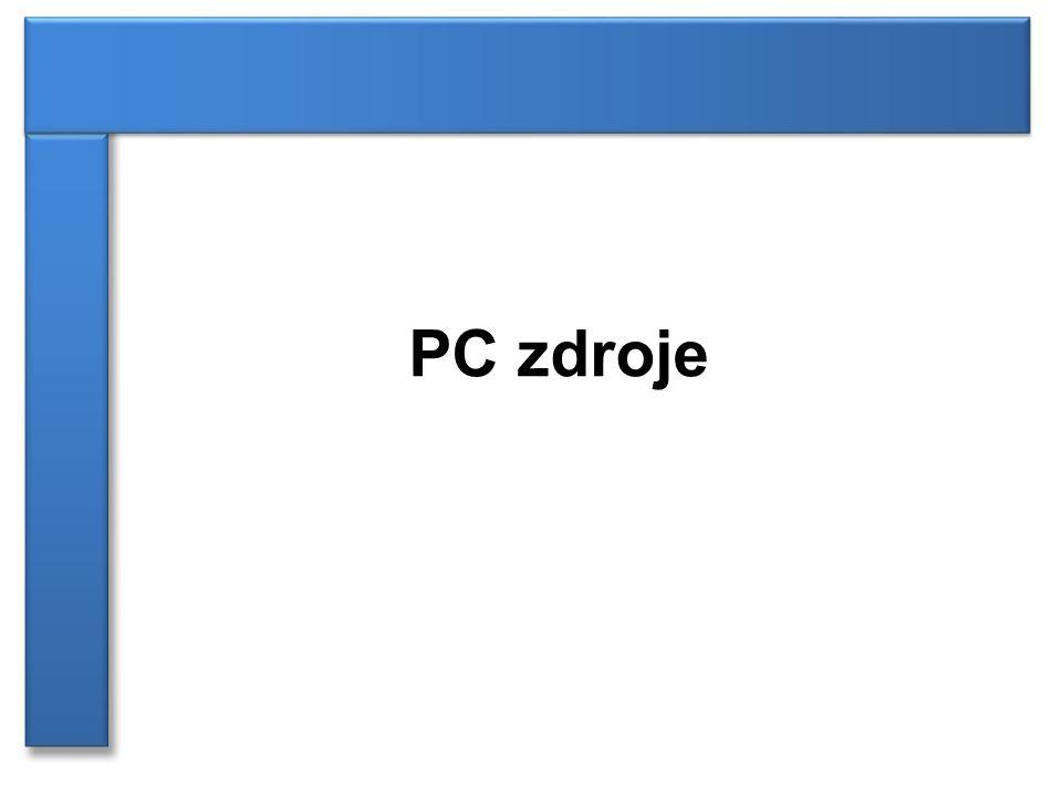 PC zdroje