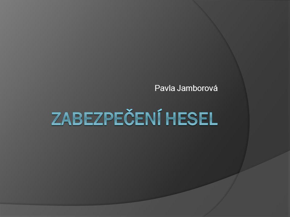 Pavla Jamborová
