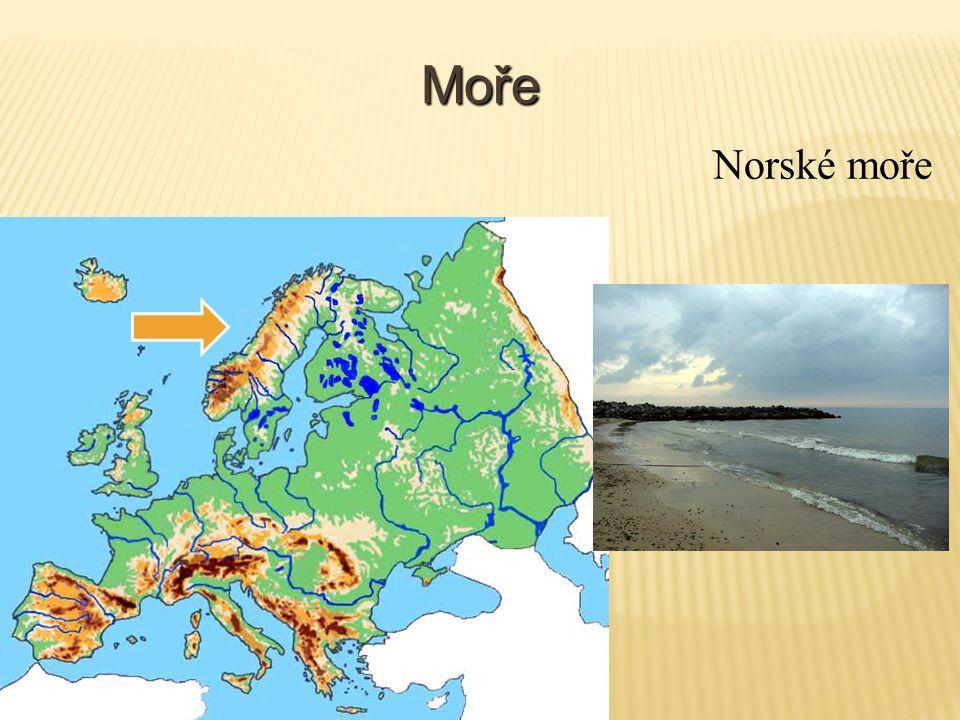 Zálivy a průlivy Biskajský záliv