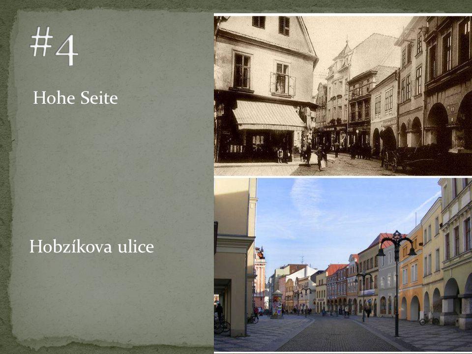 Hohe Seite Hobzíkova ulice