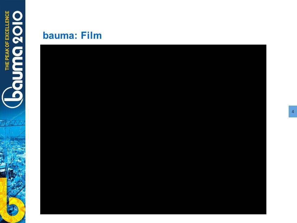 4 bauma: Film