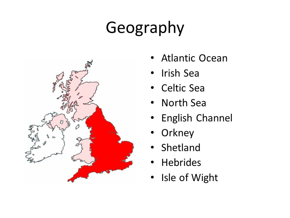 Geography The Highlands The Cheviot Hills The Pennine Chain The Cumbrian Mountains The Cambrian Mountains Ben Nevis The Thames, the Severn, the Tren t Loch Lomond, Loch Ness