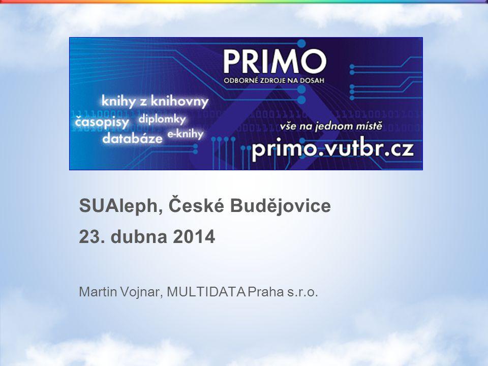 Obecné modely implementace  Primo TotalCare  Primo Direct  Primo Local  nestačí prostě jedno Primo.