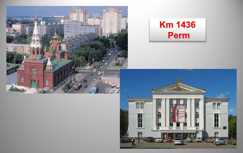 Km 1436 Perm Perm