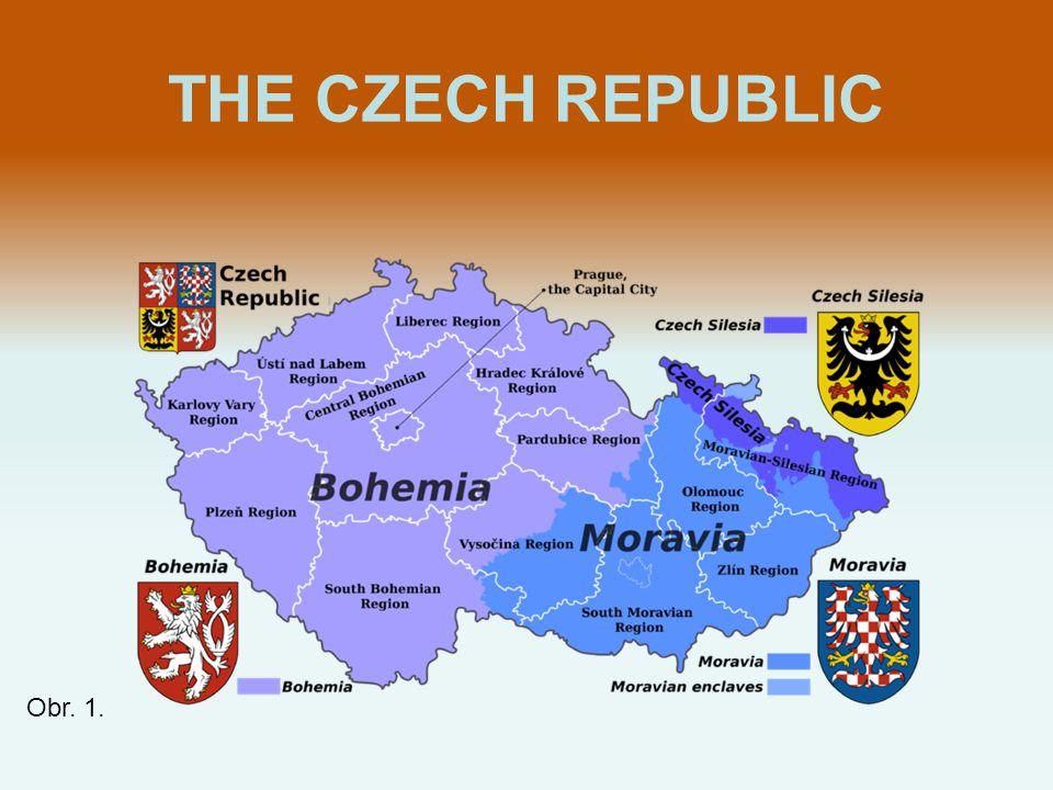 THE CZECH REPUBLIC Obr. 1.