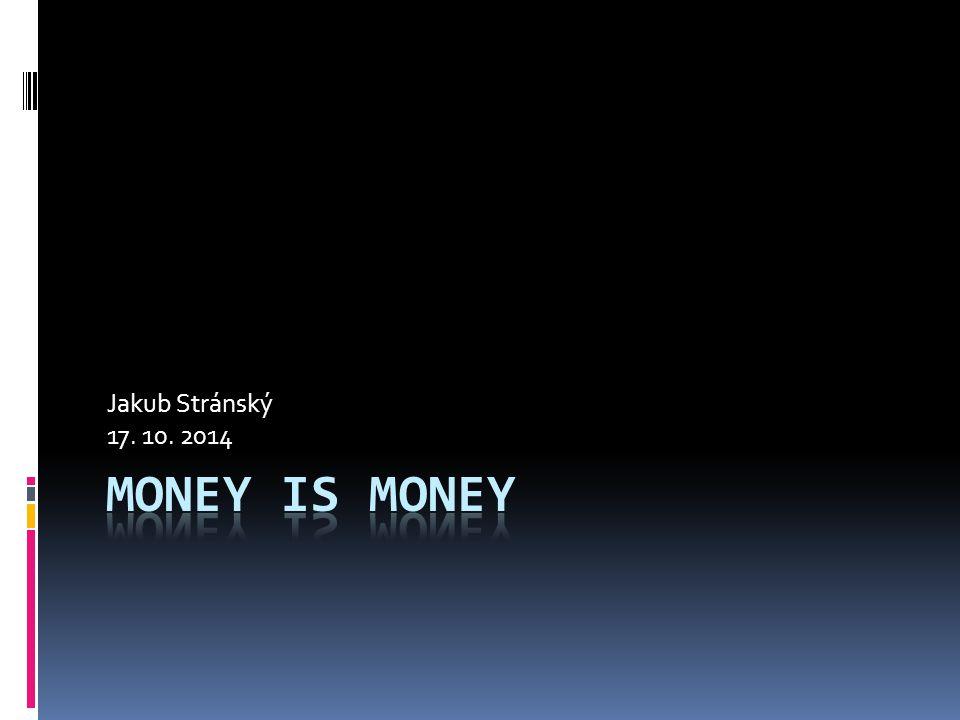Jakub Stránský 17. 10. 2014