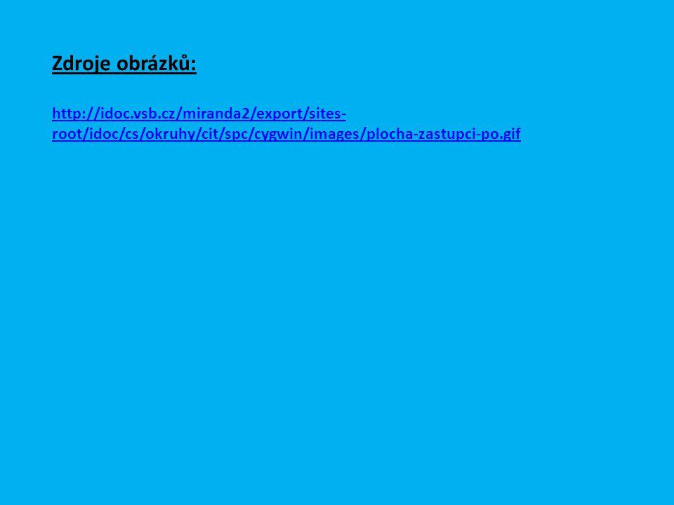 Zdroje obrázků: http://idoc.vsb.cz/miranda2/export/sites- root/idoc/cs/okruhy/cit/spc/cygwin/images/plocha-zastupci-po.gif