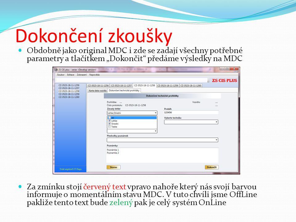 Stručné srovnání ZSCDCP Proxy WIN aplikace Automatická reakce na změnu Off /On Line Budete vykonávat práci nad jedním grafickým rozhraním.