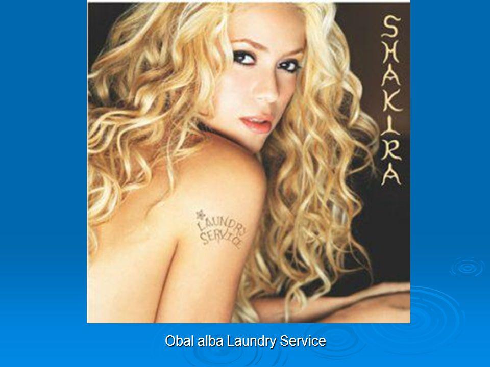 Páté album V roce 2001 začala Shakira pracovat na svém prvním albu v angličtině a spolupracovala na něm s Glorií Estefan. Shakira napsala a nahrála an