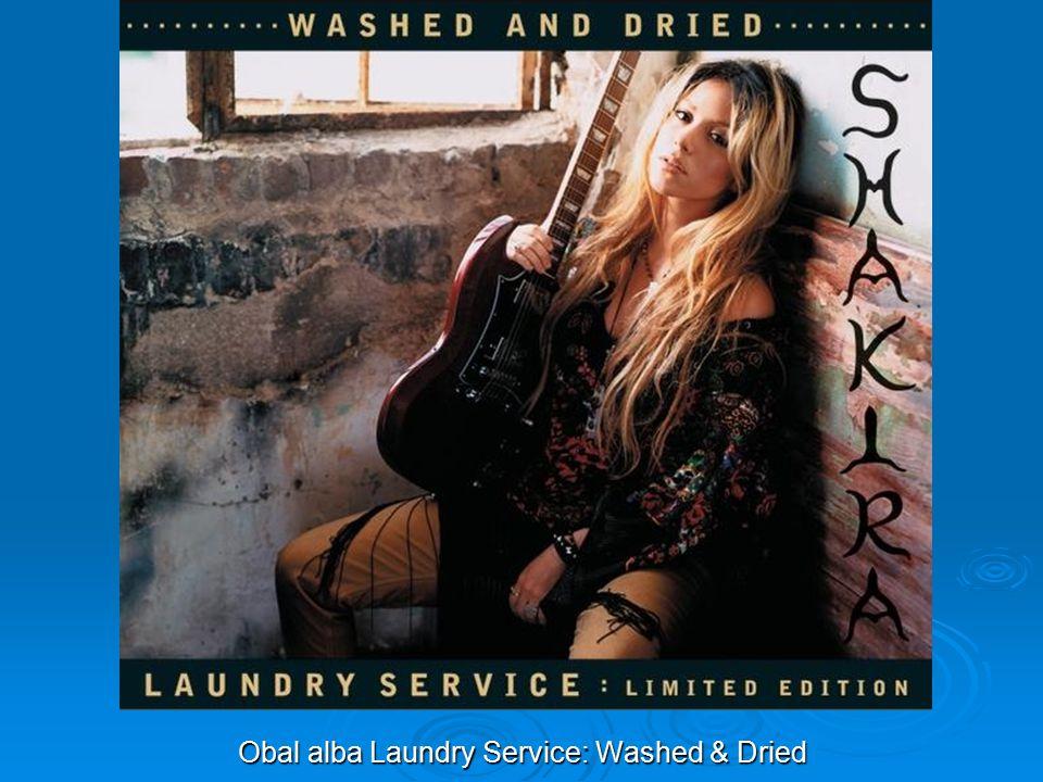 Druhá kompilace a druhé živé album V roce 2002 Shakira vydala album Laundry Service: Washed & Dried. Toto album rozšířilo vydané album Laundry Service