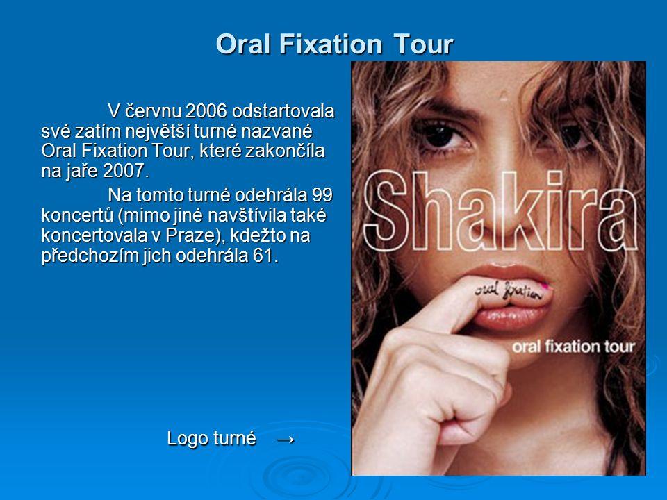 Ocenění v roce 2006 3. dubna 2006 ocenilo OSN Shakiru za vytvoření nadace Pies Descalzos Foundation, která pomáhá chránit kolumbijské děti před násilí