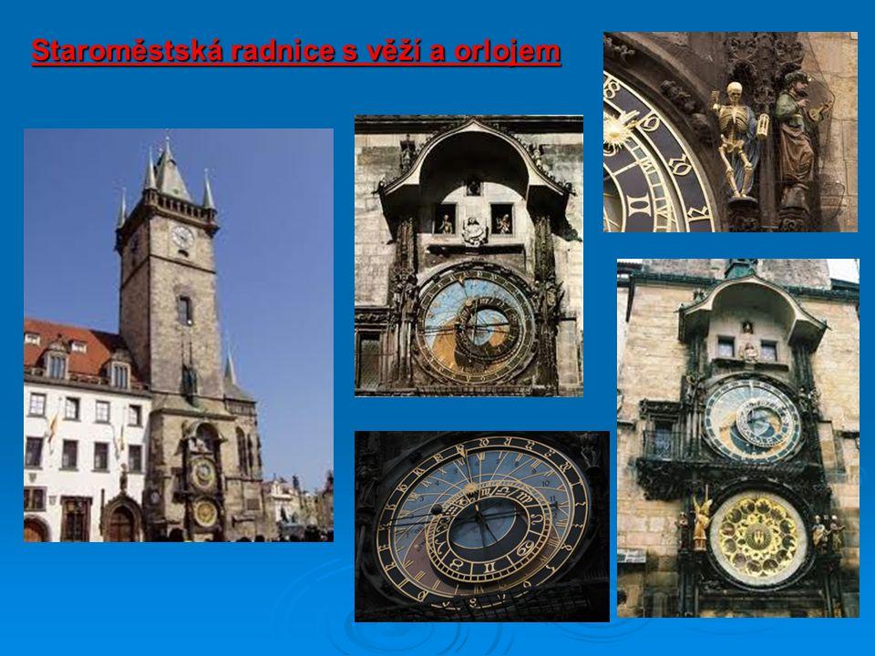 Praha je kulturním centrem s velkým množstvím galerií, muzeí, divadel… Národní divadlo