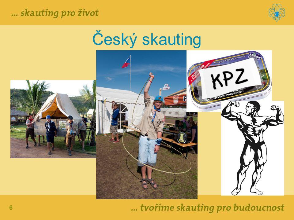 6 Český skauting