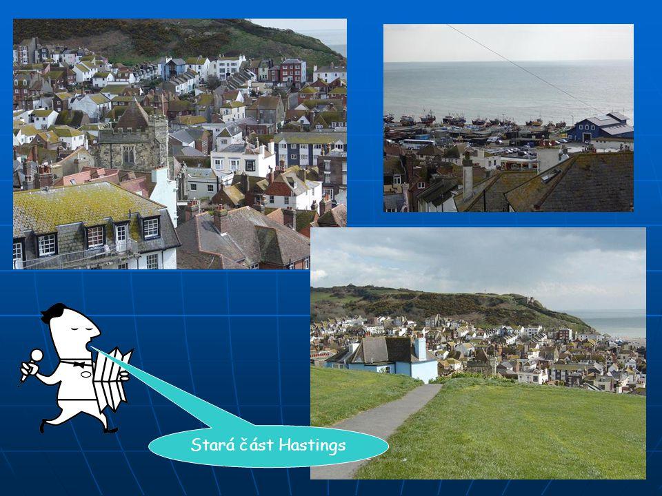 Stará část Hastings